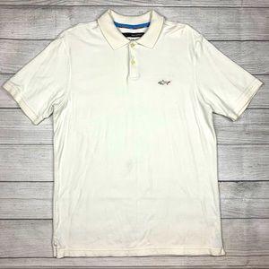 Greg Norman 100% Pima Cotton Golf Polo Shirt